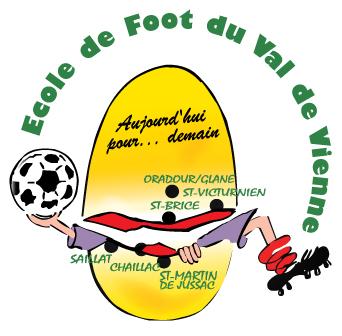 logoEcole Foot Val de Vienne