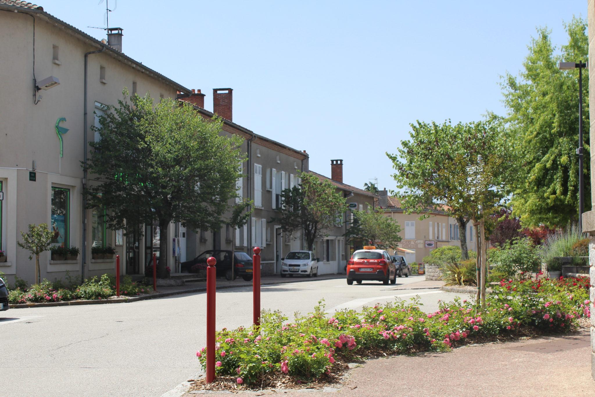 logoArchitecture du nouveau bourg d'Oradour