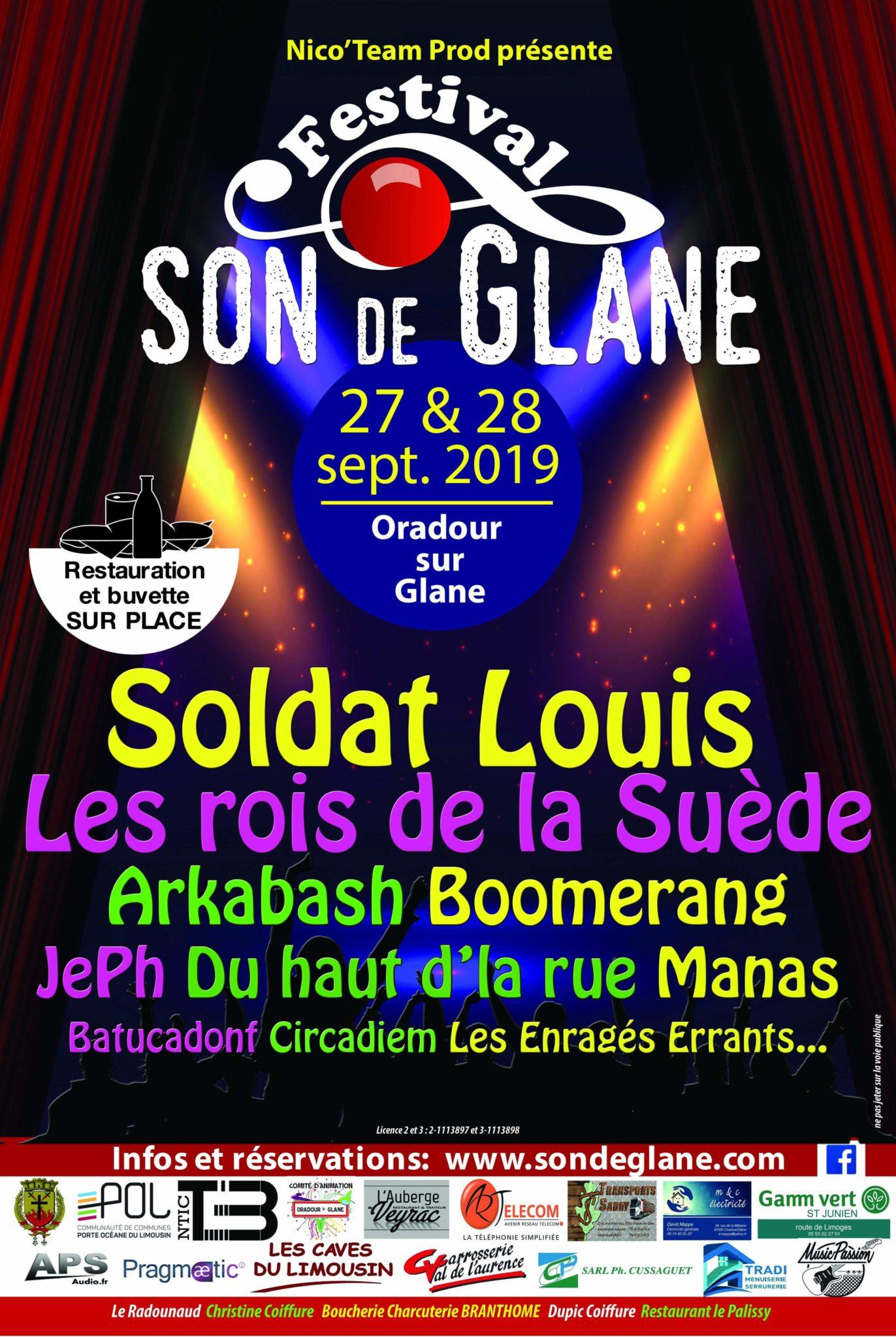 logoFestival Son de Glane
