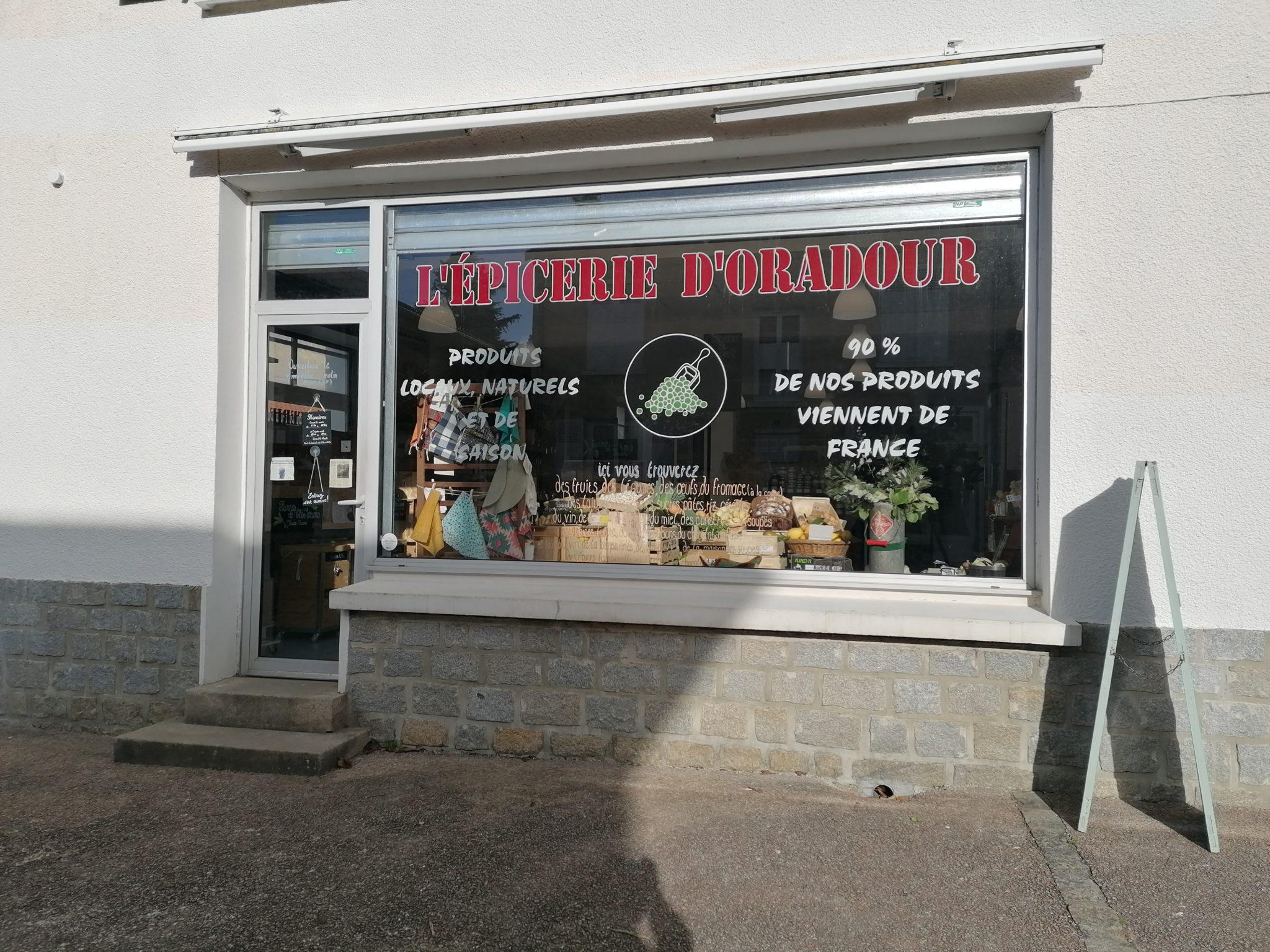 logoL'épicerie d'Oradour